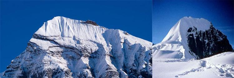Tent Peak Climbing & Peak Climbing